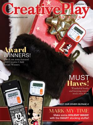 On The Cover: November 2018