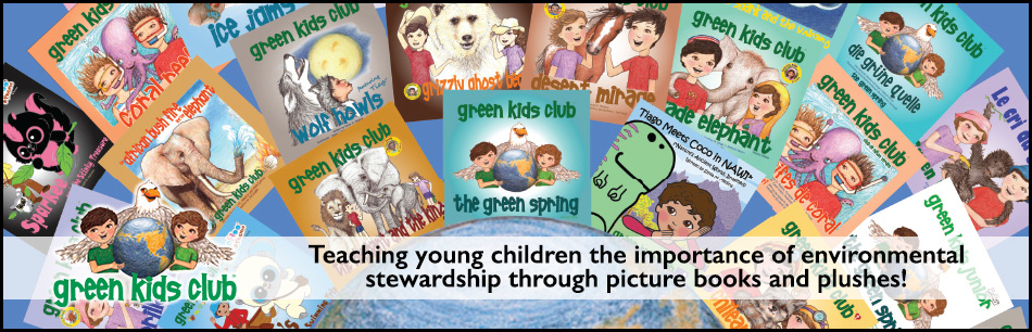 green kids club adventure